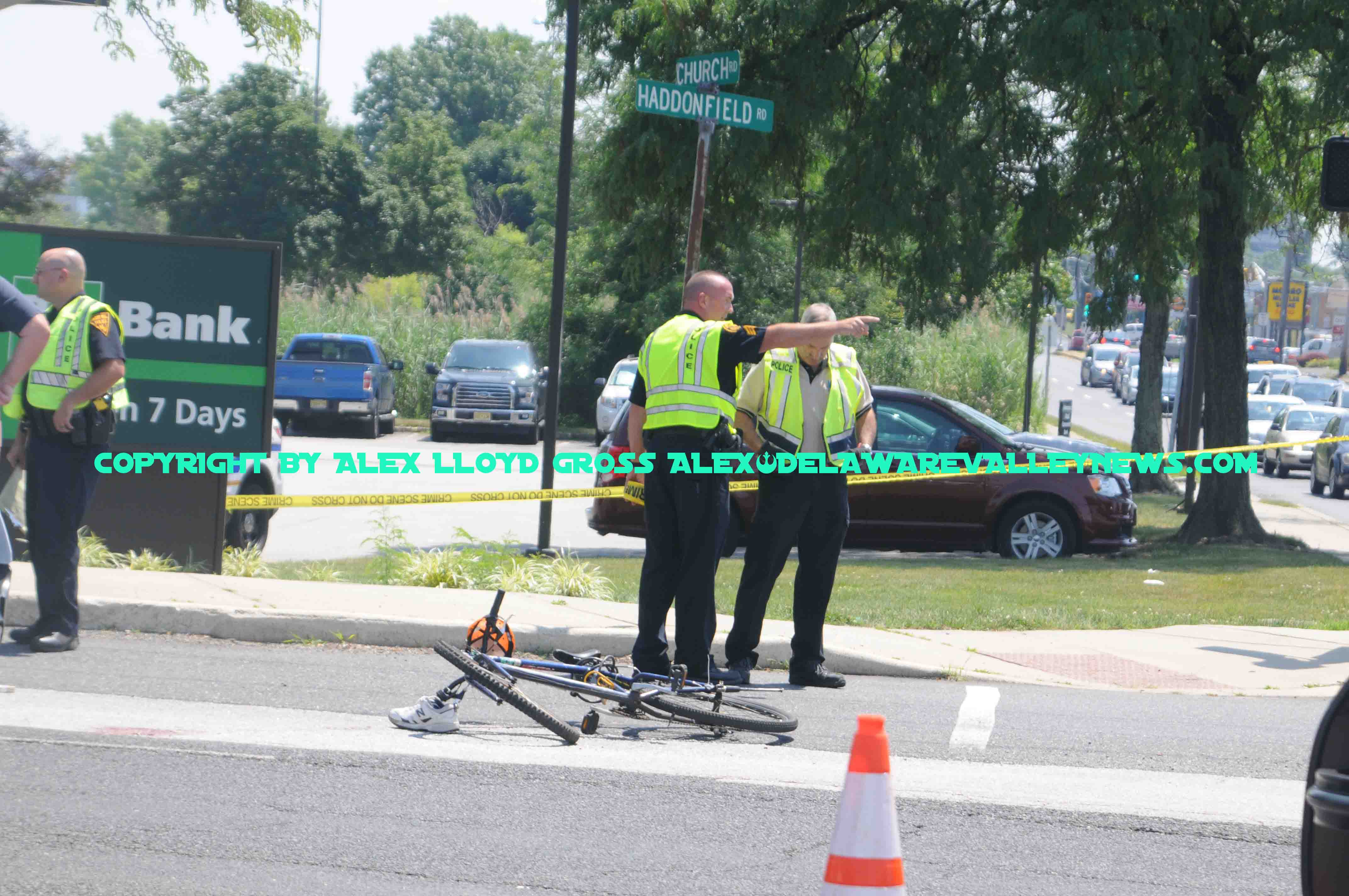 Bicycle rider hit by car in Cherry Hill | Delaware Valley News