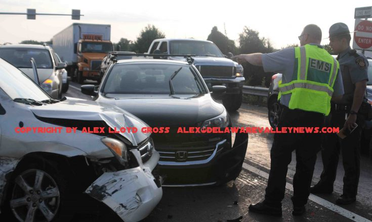 accident I-95 and street road september 19 2018 | Delaware Valley News