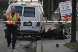 Cops investigate fatal motorcycle accident in Bristol Twp
