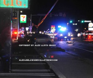 Pedestrian struck and killed on Street Road in Bensalem hit and run