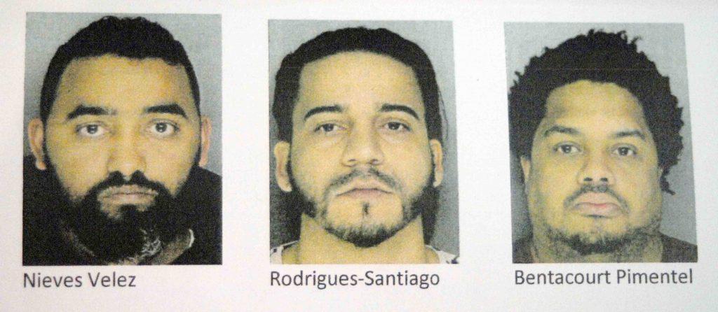 Illegal aliens arrested in multi million dollar drug bust in