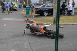 Two critically hurt in Bensalem motorcycle crash   Delaware Valley News
