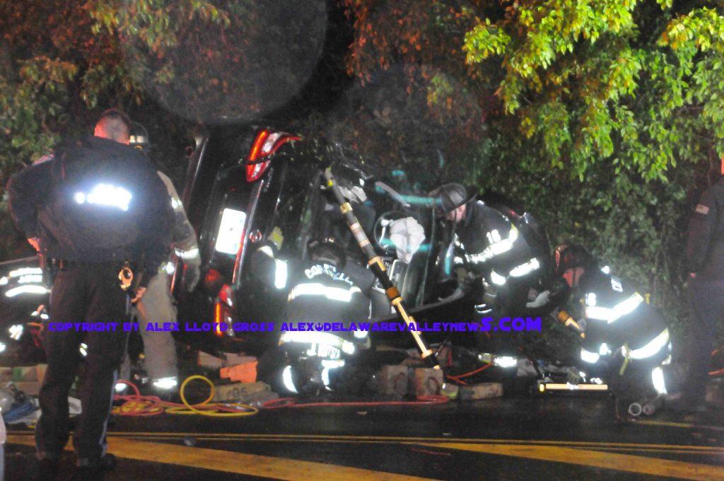 Crash Closes Driveway To Casino in Bensalem | Delaware Valley News