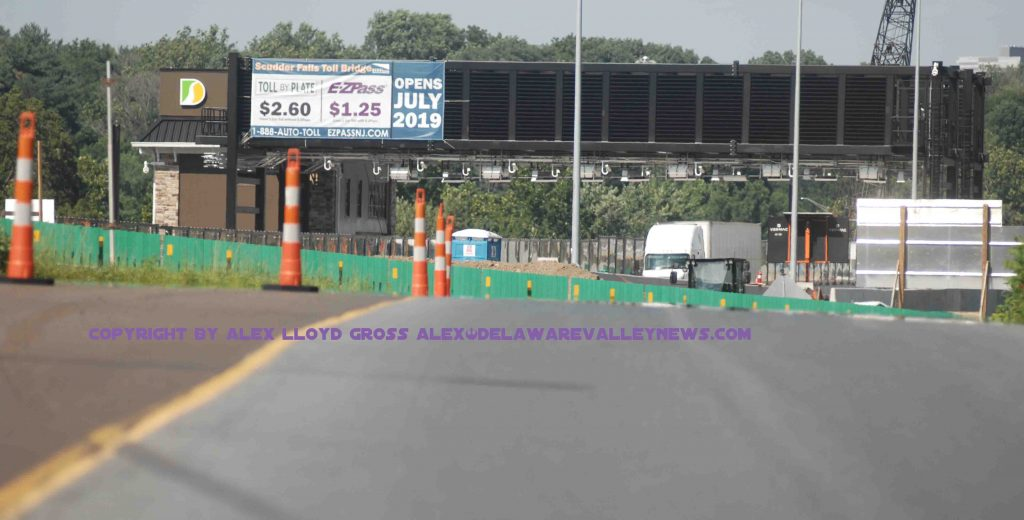 Motorists Gouged By New Toll On Scudders Falls Bridge