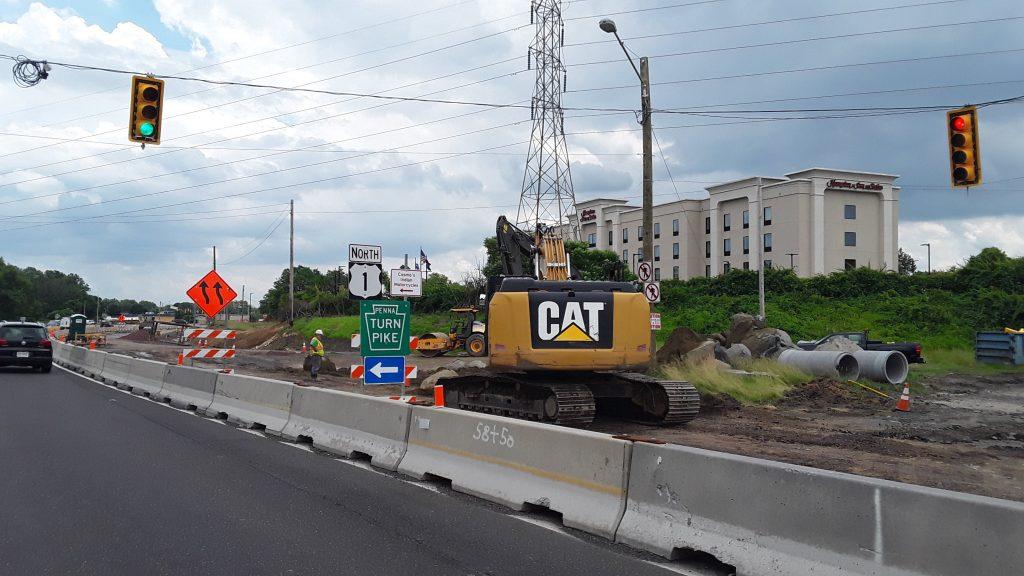 Lane Closures for Road Work, Rail Repair, Bridge Inspections
